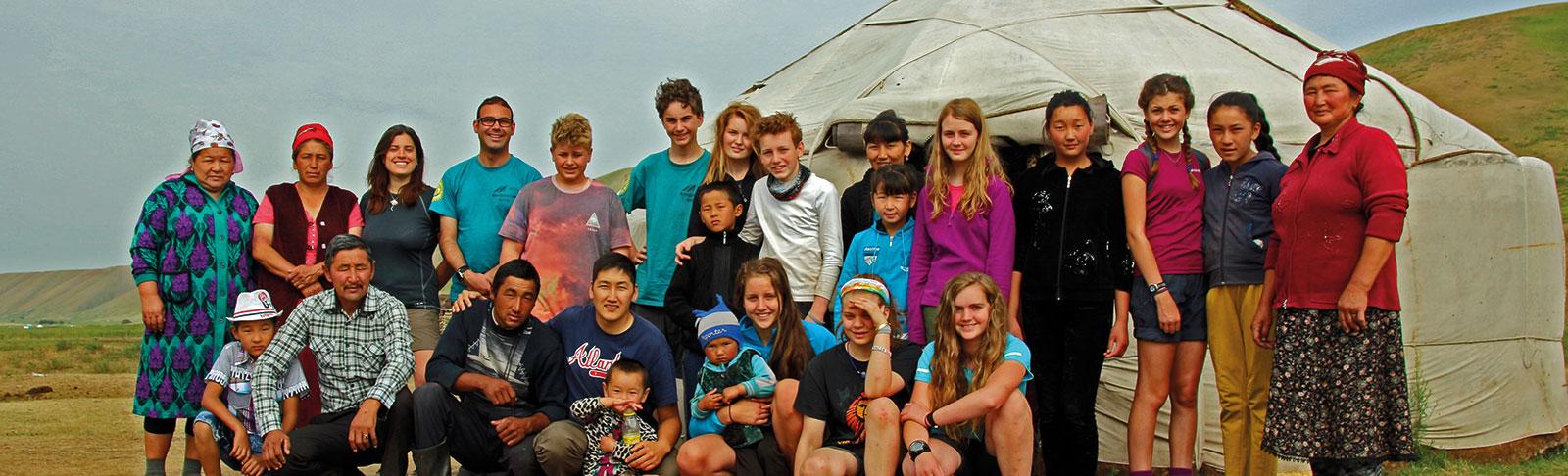 greenland group photo
