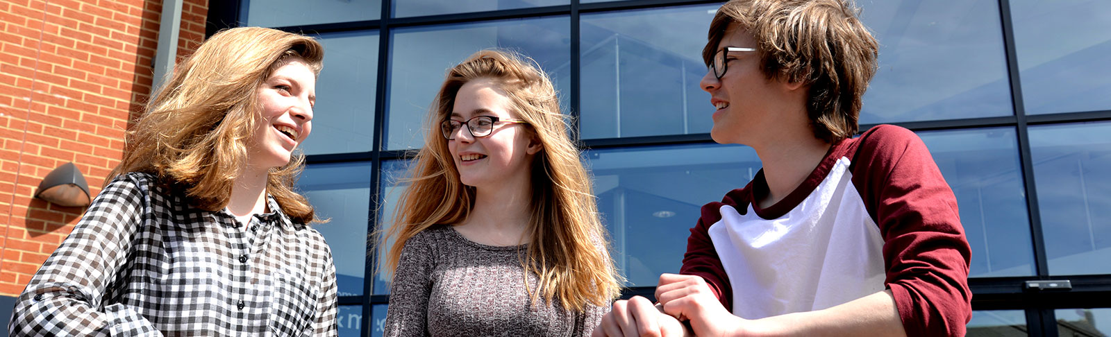 sixth form pupils